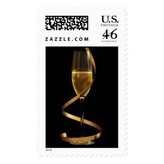 2008 Greetings Stamp stamp
