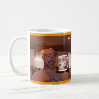 Alcohol and Pork Fueled Madness mug