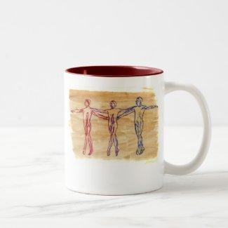 Dance Harmony Mug mug