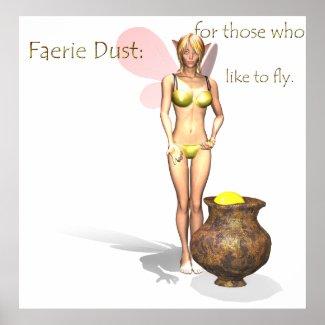 Faerie Dust print