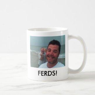 Ferds! Mug mug