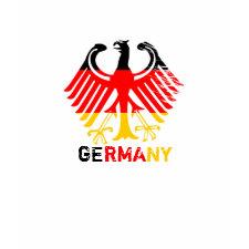German Eagle Crest shirt