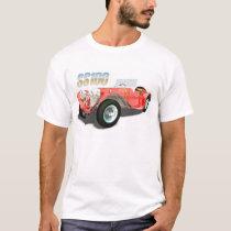 Cult Cars - Jaguar SS100 TShirT