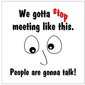Stop Meeting Like This