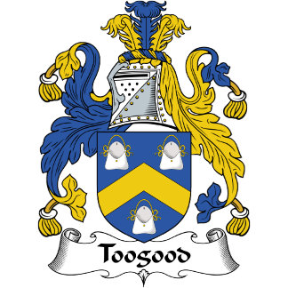 Toogood Family Crest