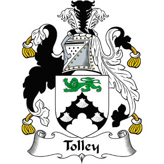 Tolley Family Crest