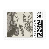 the dance postage stamps  in association with Zazzle.com