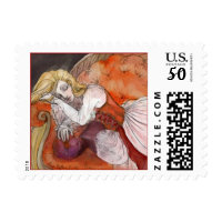 briar rose postage stamps  in association with Zazzle.com