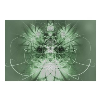 Jade Fairy Poster & Print print