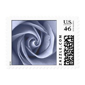 lavendar rose stamp