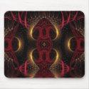 fractal art mousepad