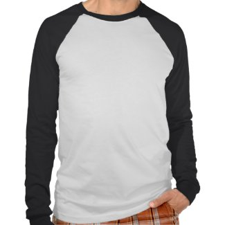 Obama 08 Team Vintage Raglan shirt