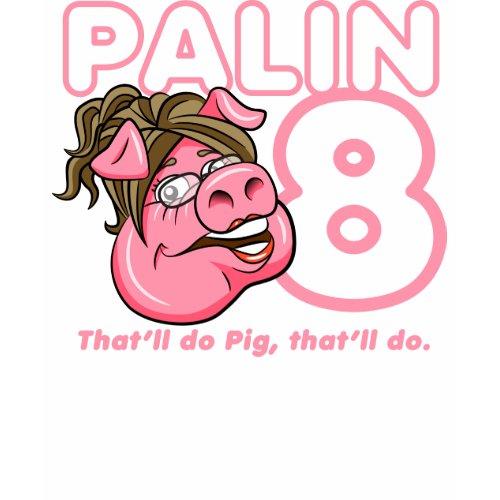 Palin 08! T-Shirt shirt