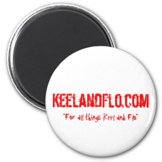 Pimp your fridge with Keel and Flo magnet