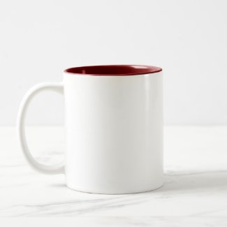 Rainbow Degas Mug mug