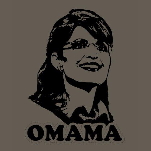 Sarah Palin Omama t-shirt shirt