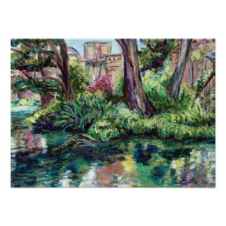 Serenity (Painting) print