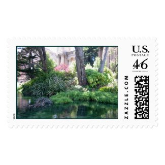 Serenity (Photo) Stamp stamp