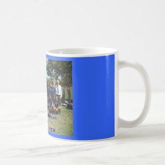 Soccer Photo Sunrise United mug