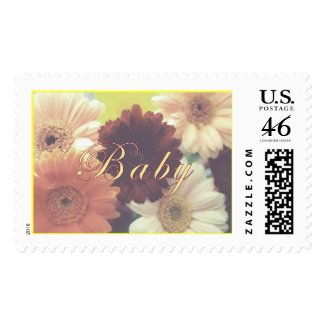 Summer Morning Baby Stamp stamp