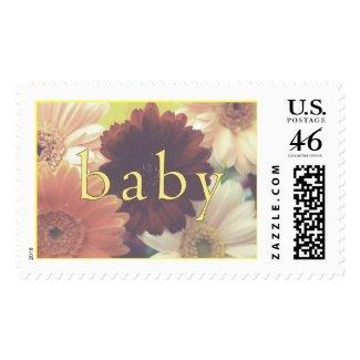 Summer Morning Baby Stamp (Type) stamp