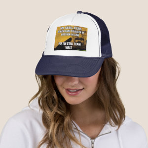 Meme Trucker's Hat