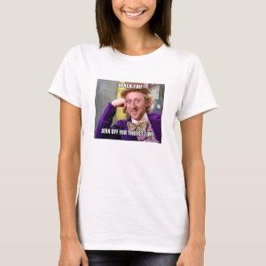 Meme Womens T-Shirt