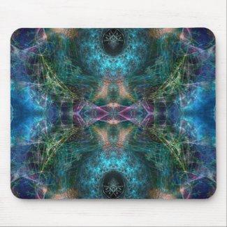 Visionary Fractal Art #63 Mousepad3 mousepad