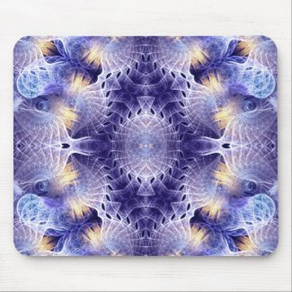 Visionary Fractal Art #68 Mousepad mousepad