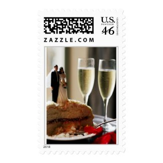 Wedding Symbols (3) stamp
