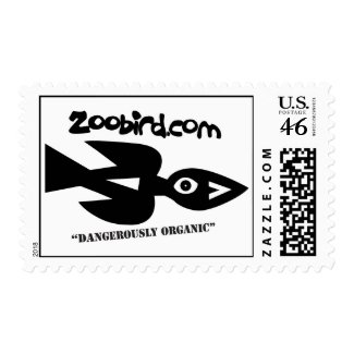 Zoobird stamp stamp